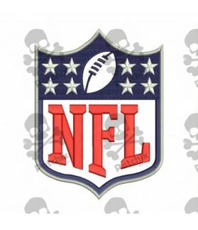 Embroidered Patch NFL (National Football League)