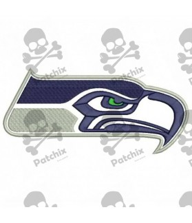 Embroidered Patch NFL SEATTLE SEAHAWKS