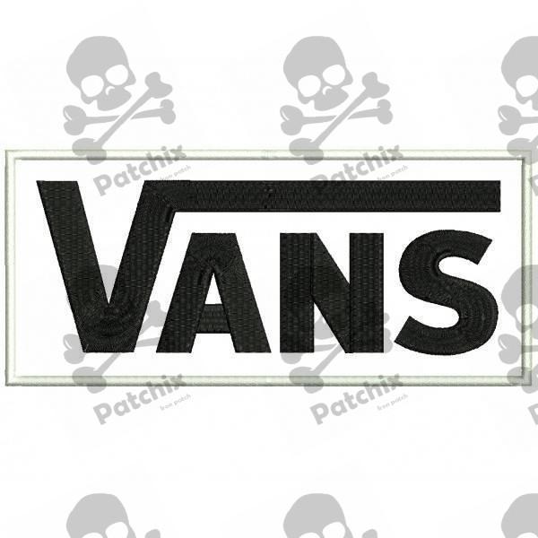patch pour vans