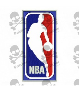 Embroidered Patch NBA (National Basketball Association)