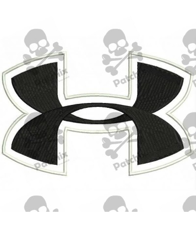 Embroidered patch UNDER ARMOUR