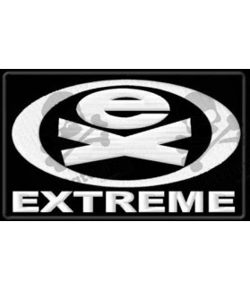Embroidered patch EXTREME
