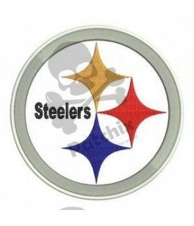 Embroidered Patch NFL PITTSBURGH STEELERS