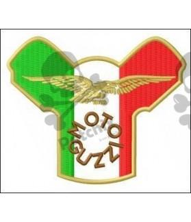 Embroidered patch MOTO GUZZI