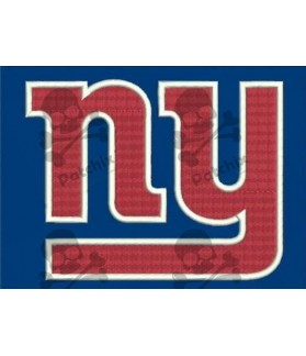 Embroidered Patch NFL NEW YORK GIANTS