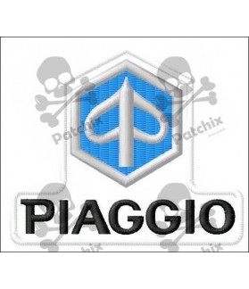 Embroidered patch PIAGGIO