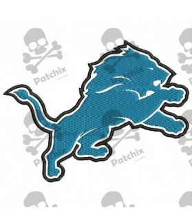 Embroidered Patch NFL DETROIT LIONS