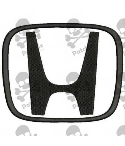 Embroidered Patch HONDA