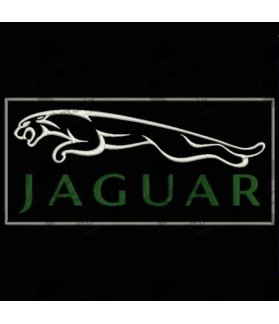 Embroidered Patch JAGUAR