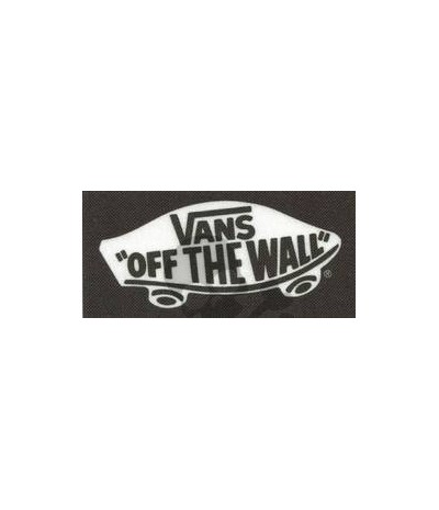 Embroidered Patch VANS OFF THE WALL - Patchix