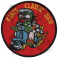 Embroidered patch SCOOTER VESPA COLLECTION KINGS CLASSIC 2000