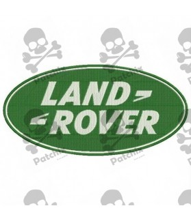 Embroidered Patch LAND ROVER