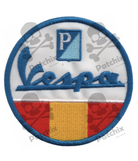Embroidered patch VESPA SPAIN