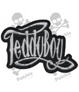 Embroidered patch COLLECTOR TEDDYBOY