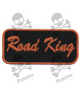 Embroidered patch HARLEY DAVIDSON ROAD KING