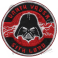 Embroidered patch STAR WARS DARTH VADER