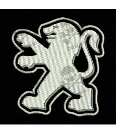 Embroidered Patch PEUGEOT