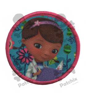 Embroidered patch DISNEY DR.TOYS