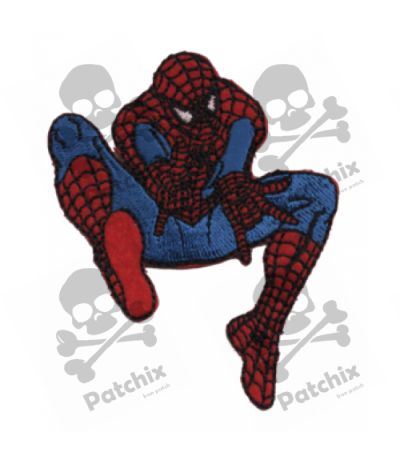 Embroidered patch Spiderman