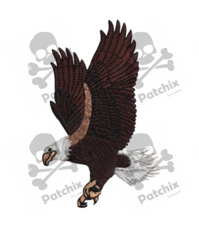 Embroidered patch EAGLE