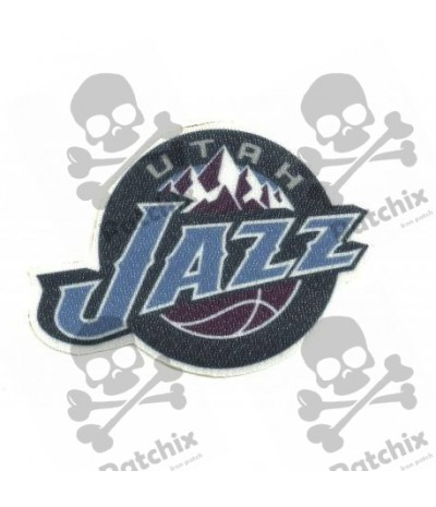 Embroidered Patch NBA UTAH JAZZ