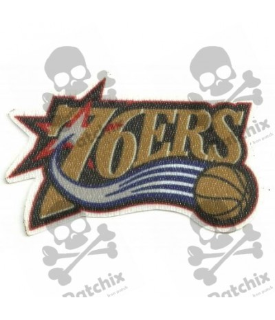 Embroidered Patch NBA 76 ERS