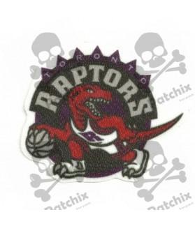 Embroidered Patch NBA TORONTO RAPTORS