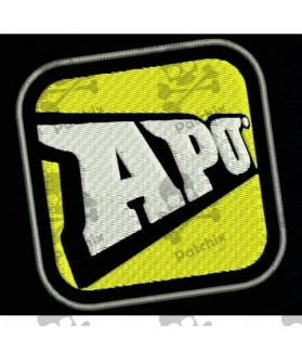 Embroidered Patch APO (Snow)