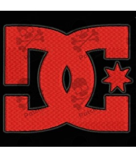 Embroidered Patch DC