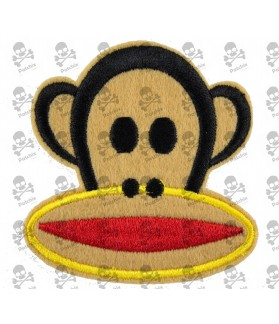 Embroidered Patch PAUL FRANK