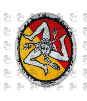 Embroidered Patch SICILIA ITALY