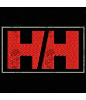 Embroidered Patch HELLY HANSEN.