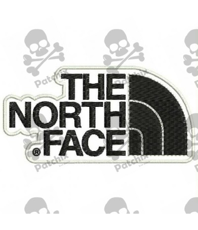 Embroidered Patch THE NORTH FACE