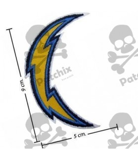 Embroidered Patch NFL SAN DIEGO CHARGERS