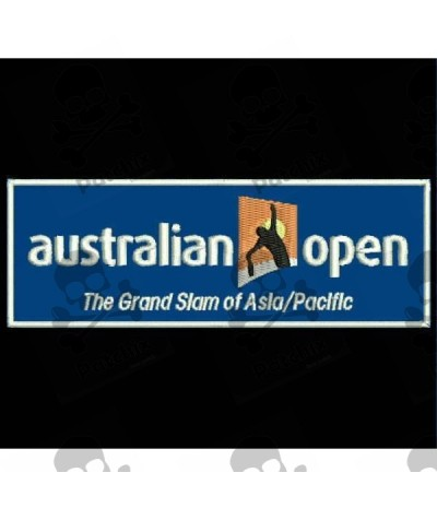 Embroidered Patch TENNIS AUSTRALIAN OPEN