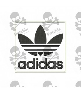 Embroidered Patch Iron Patch ADIDAS