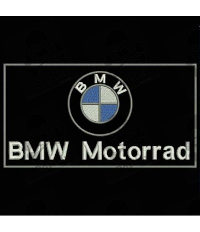 Embroidered patch BMW MOTORRAD