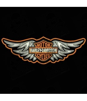 Embroidered patch HARLEY DAVIDSON