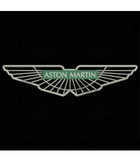 Embroidered Patch ASTON MARTIN