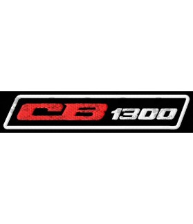 Embroidered patch HONDA CB 1300