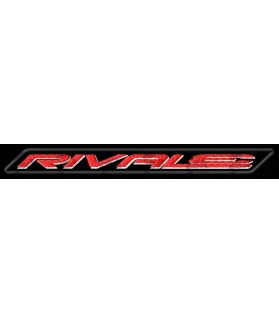 Iron on patch MV AUGUSTA RIVALE