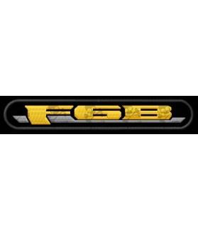 Iron patch HONDA GOLDWING F6B GL 1800