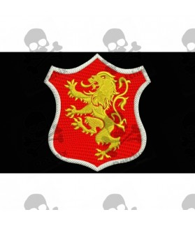 Iron patch Game Of Thrones LANISTER