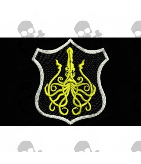 Iron patch Game Of Thrones GREYJOY