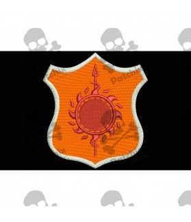 Iron patch Game Of Thrones MARTELL