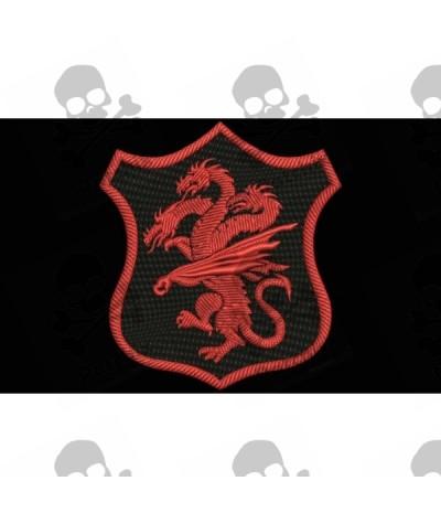 Iron patch Game Of Thrones TARGARIEN
