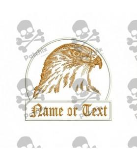 Iron Patch cetreria falconry + name