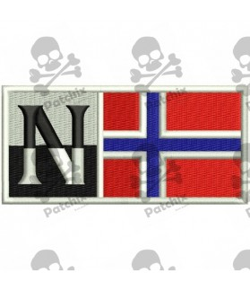Embroidered Patch NAPAPIJRI