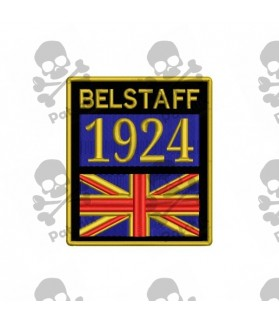Embroidered Patch BELSTAFF 1924