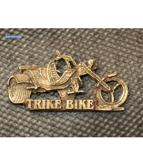 Pin Motorcycle TRIBIKE